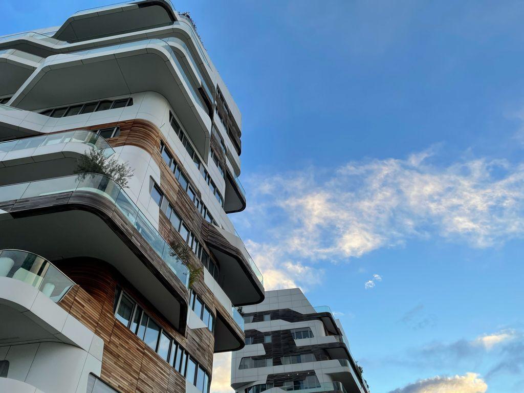 CityLife, il quartiere ultra moderno diMilano