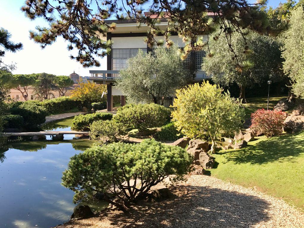 Il Giardino Giapponese, un angolo nipponico nel centro diRoma