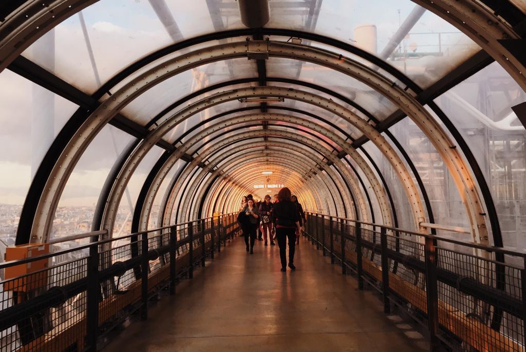 Parigi, il Centre Pompidou chiuso fino al 2027 per lavori dimanutenzione