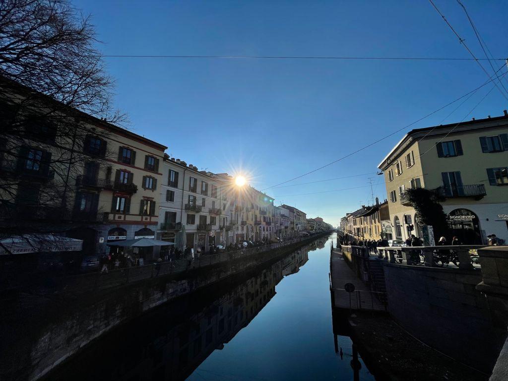 Milano che si riscopre cittàd'acqua