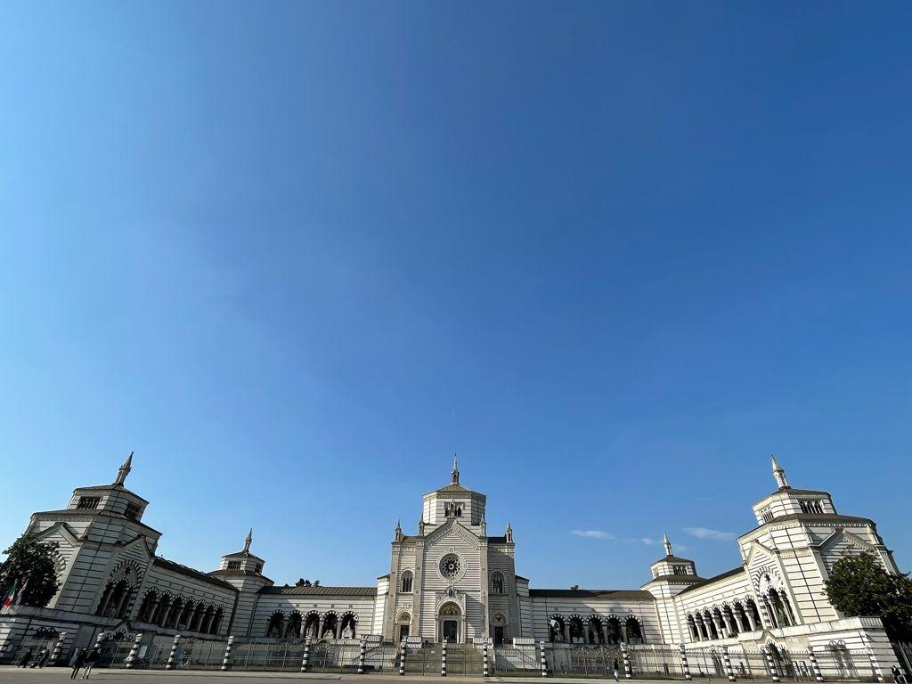 Il Cimitero Monumentale: un museo a cielo aperto che racchiude la storia della città diMilano